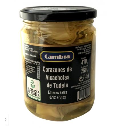 Corazones de alcachofa de...