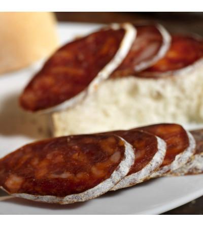 Chorizo picante de Zamora...