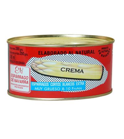 Espárrago de Navarra Crema...