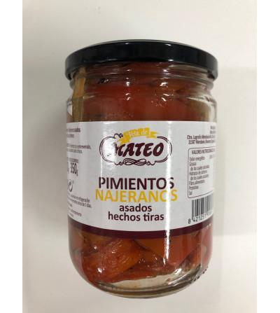 Pimientos najeranos asados...